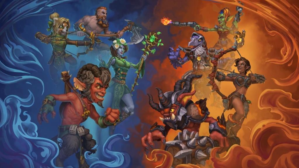 Dragon Champions экран загрузки